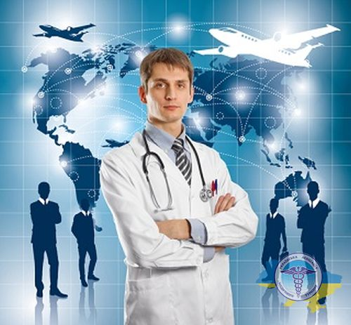 Medical tourism in Germany from Ukraine