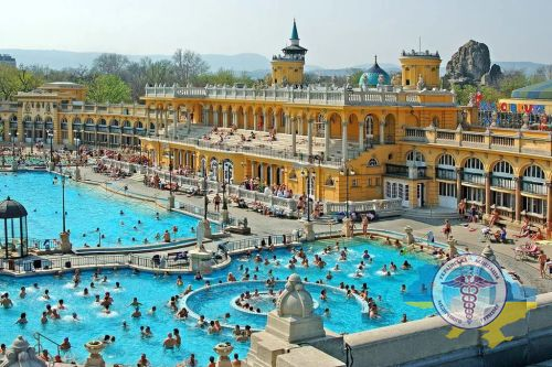 Thermal water treatment in Hungary