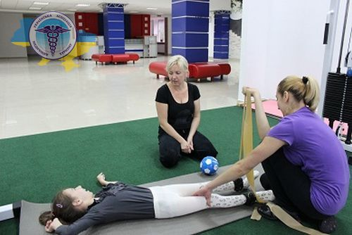 Treatment of cerebral palsy in Ukraine
